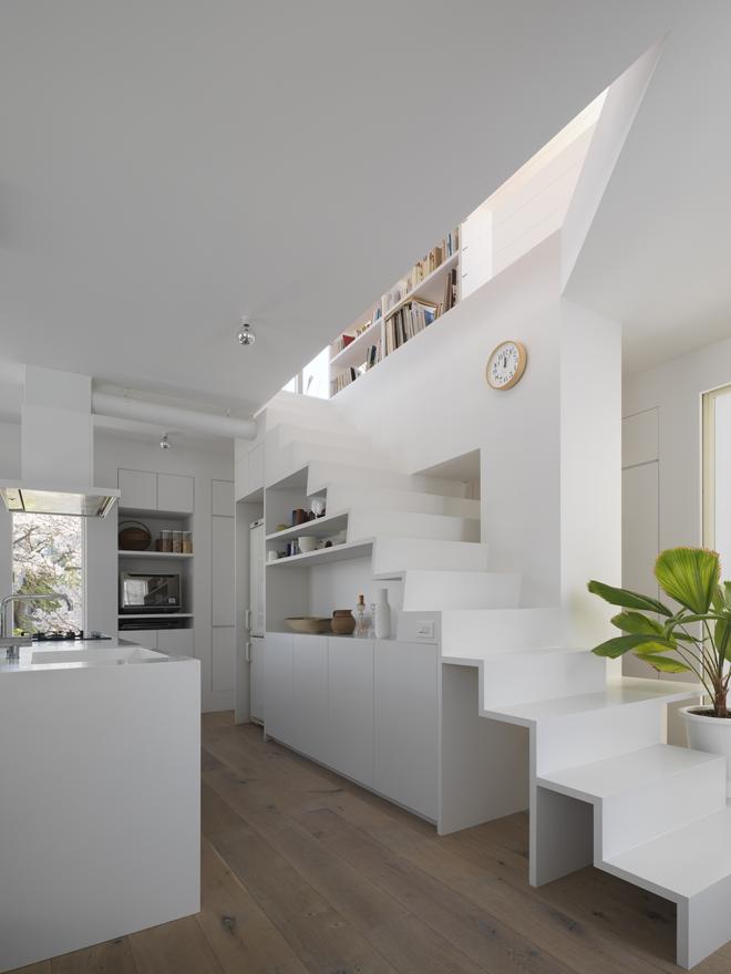 Corner House by UME Architects Photo Yasushi... - Mark Magazine