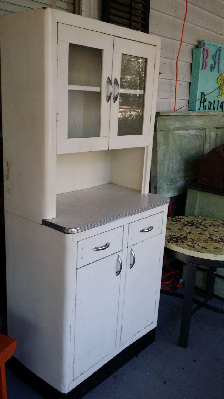Vintage Metal Kitchen Cabinet With Glass Doors Contact For Shipping Metal Kitchen Cabinets Kitchen Cabinet Doors Glass Cabinet Doors