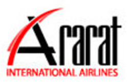 2010 Ararat International Airlines Yerevan Armenia Ararat L24018 International Airlines Airlines Allianz Logo
