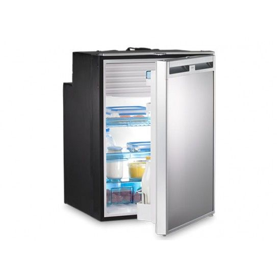 Dometic Waeco Crx110 Coolmatic Built In 108l Refrigerator A 2 Way Fridge Freezer For 12 24 Volts Refrigerator Freezer Stainless Steel Doors Fridge Storage