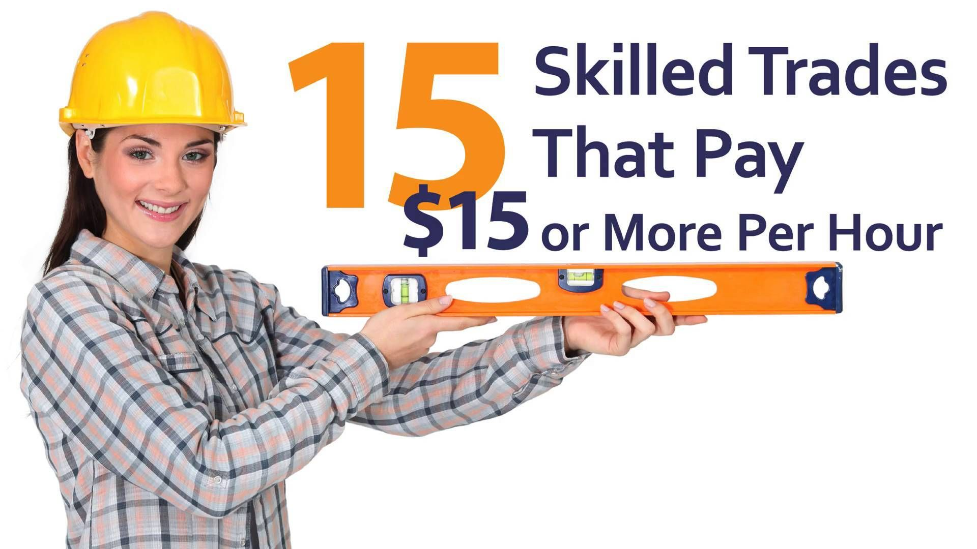 43 of the BestPaying Trades That Should Be on Your Radar