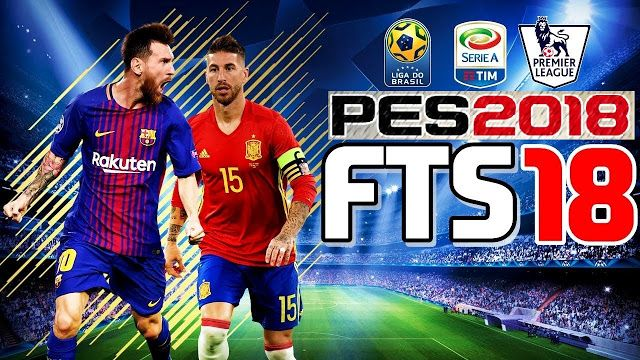 Download FTS Mod PES 2018 for Android Apk + Odd Data | file