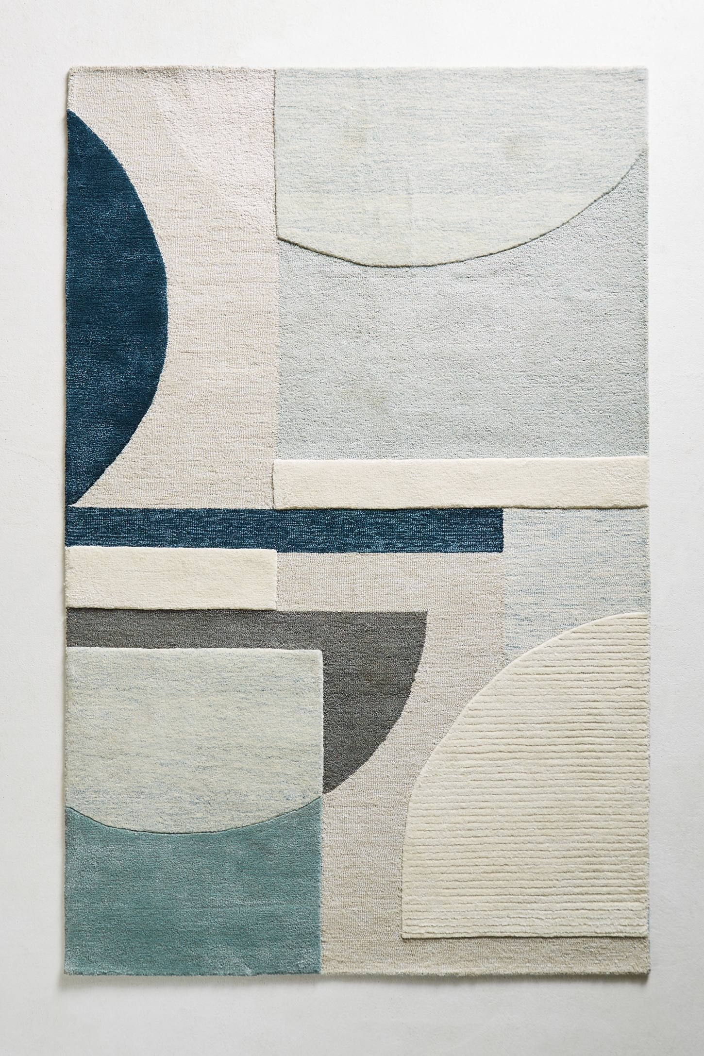 A Tappeto Translate Abstract Geometry Rug 地毯 Tappetitappeti Salotto 和 Tappeti