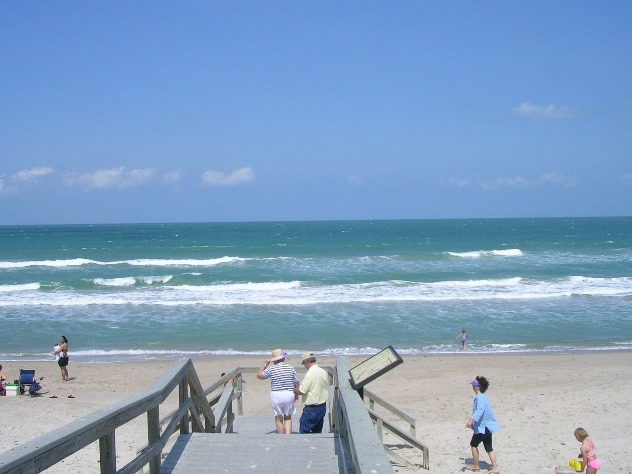 Playalinda Beach Florida Great Place For A Wedding Un Improved Natural