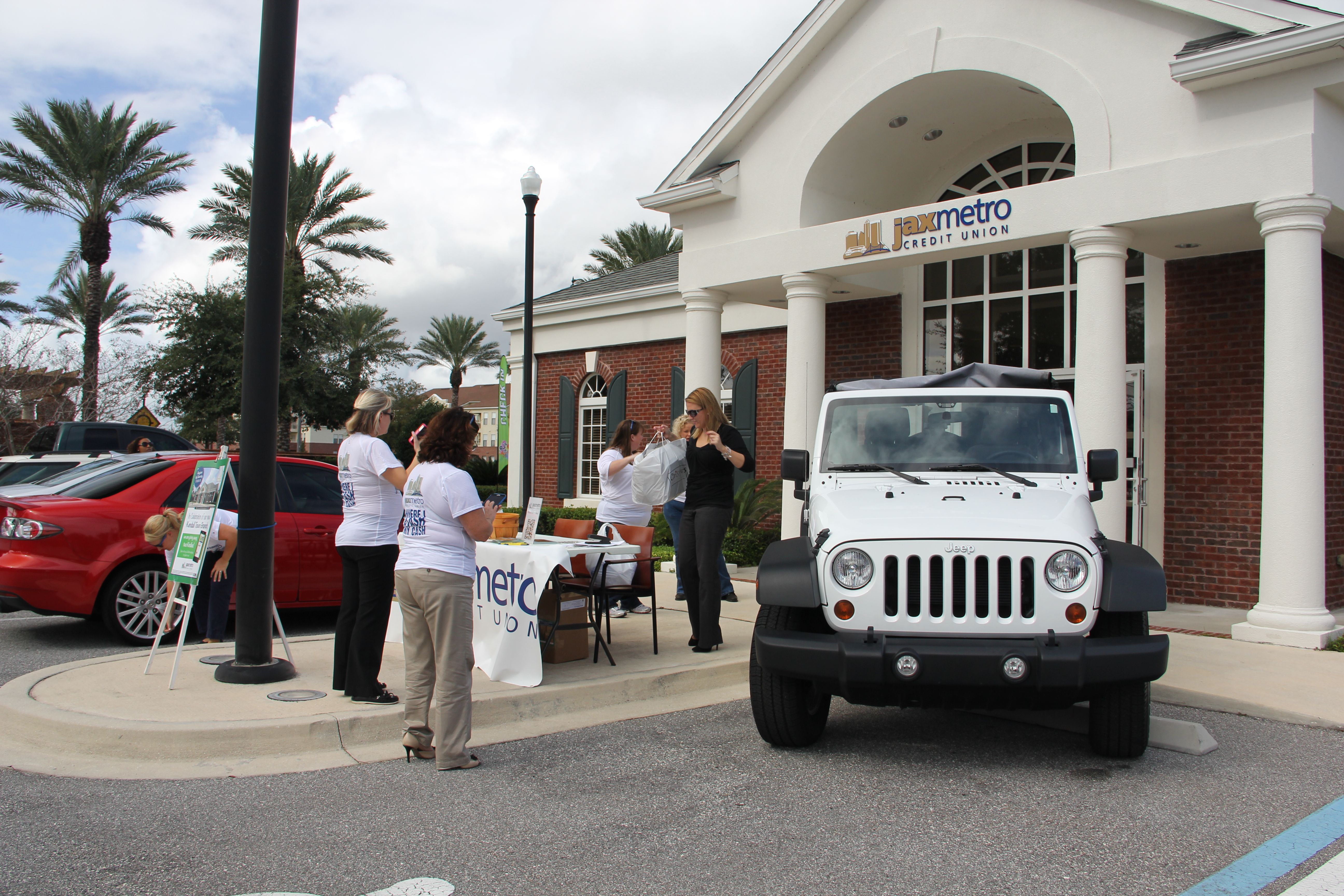 Our Partner S Enterprise Rent A Car Came Out To Support Us During Registration Run Or Dye Enterprise Rent A Car Toys For Tots