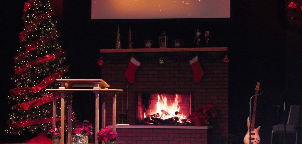 Christmas Designs | Church Stage Design Ideas