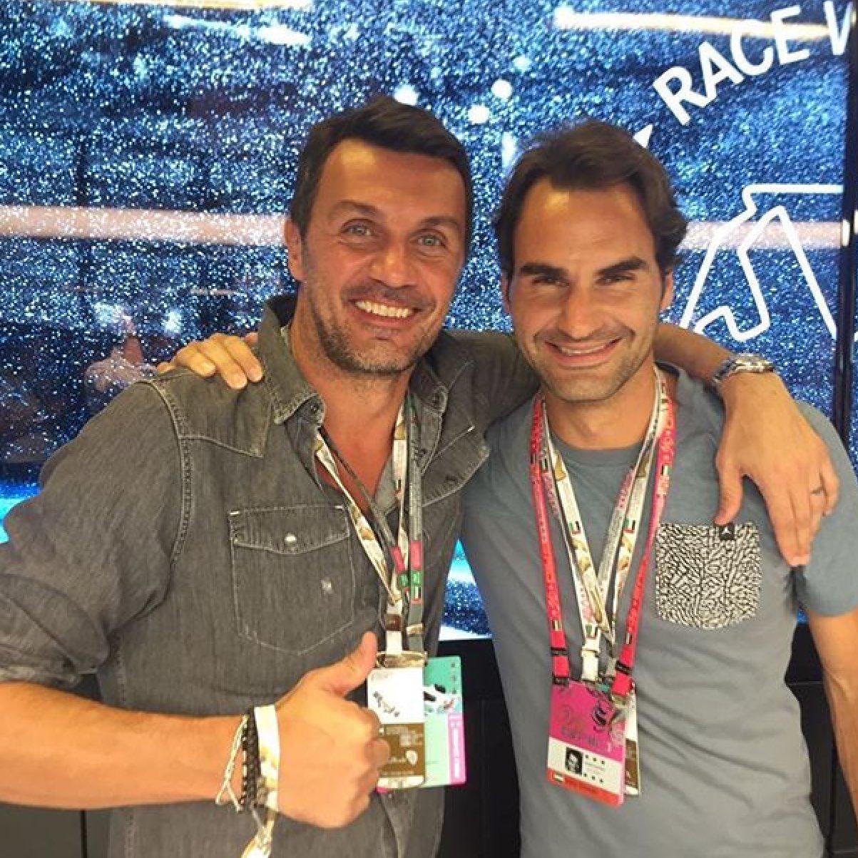 ¿Cuánto mide Paolo Maldini? - Altura - Real height 792c13b20f61a9a105657f2abfb09157