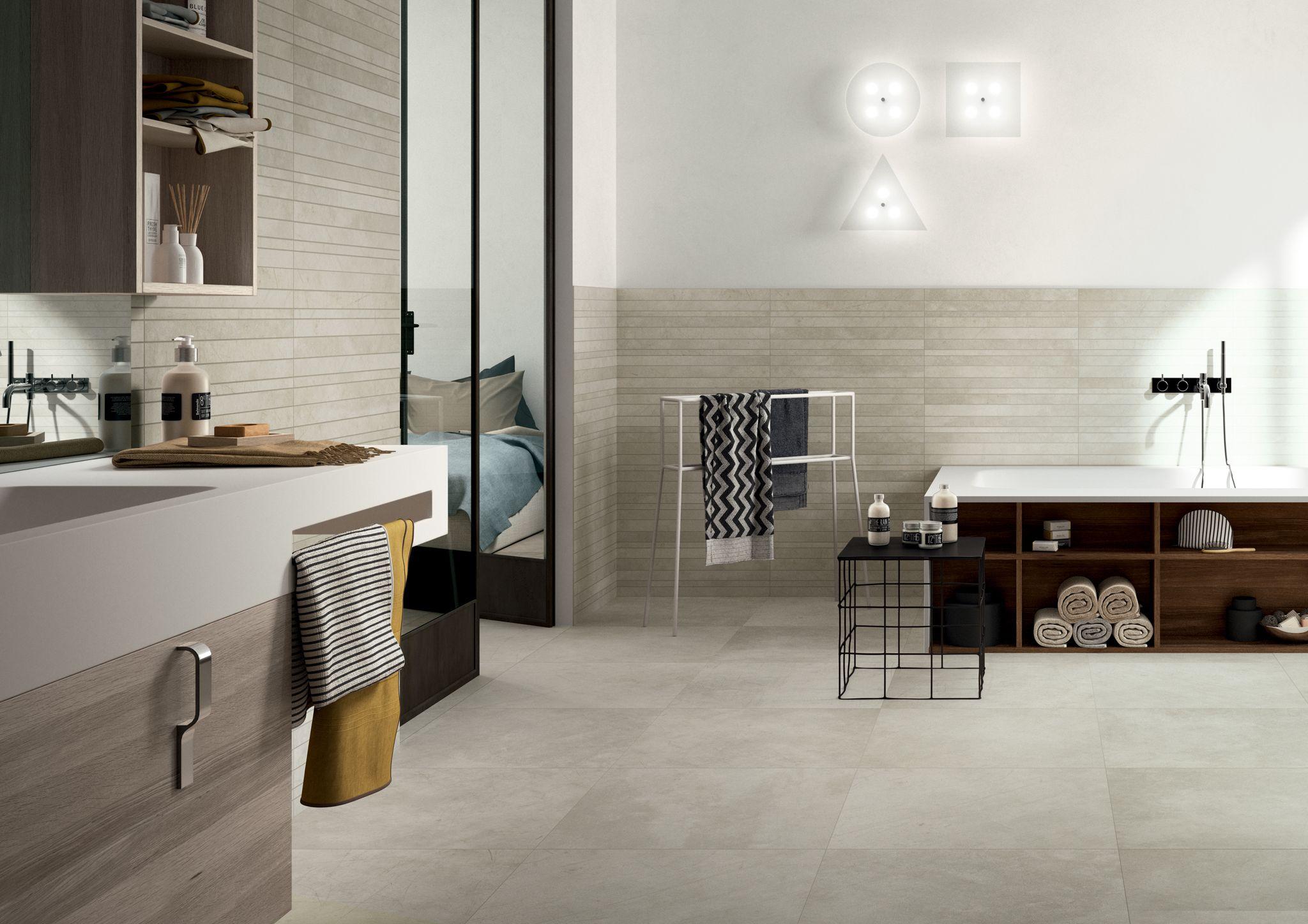 Pin di Ceramiche Refin S.p.A. su Bathroom Flooring