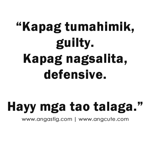 Tagalog Best Friends Fake Patama Quotes