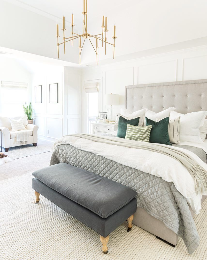 Gracious Guest Bedroom Decorating Ideas: Gracious Living (@kelleynan) • Instagram Photos And Videos (With Images)