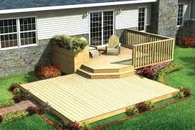 Image Result For Backyard Deck Ideas