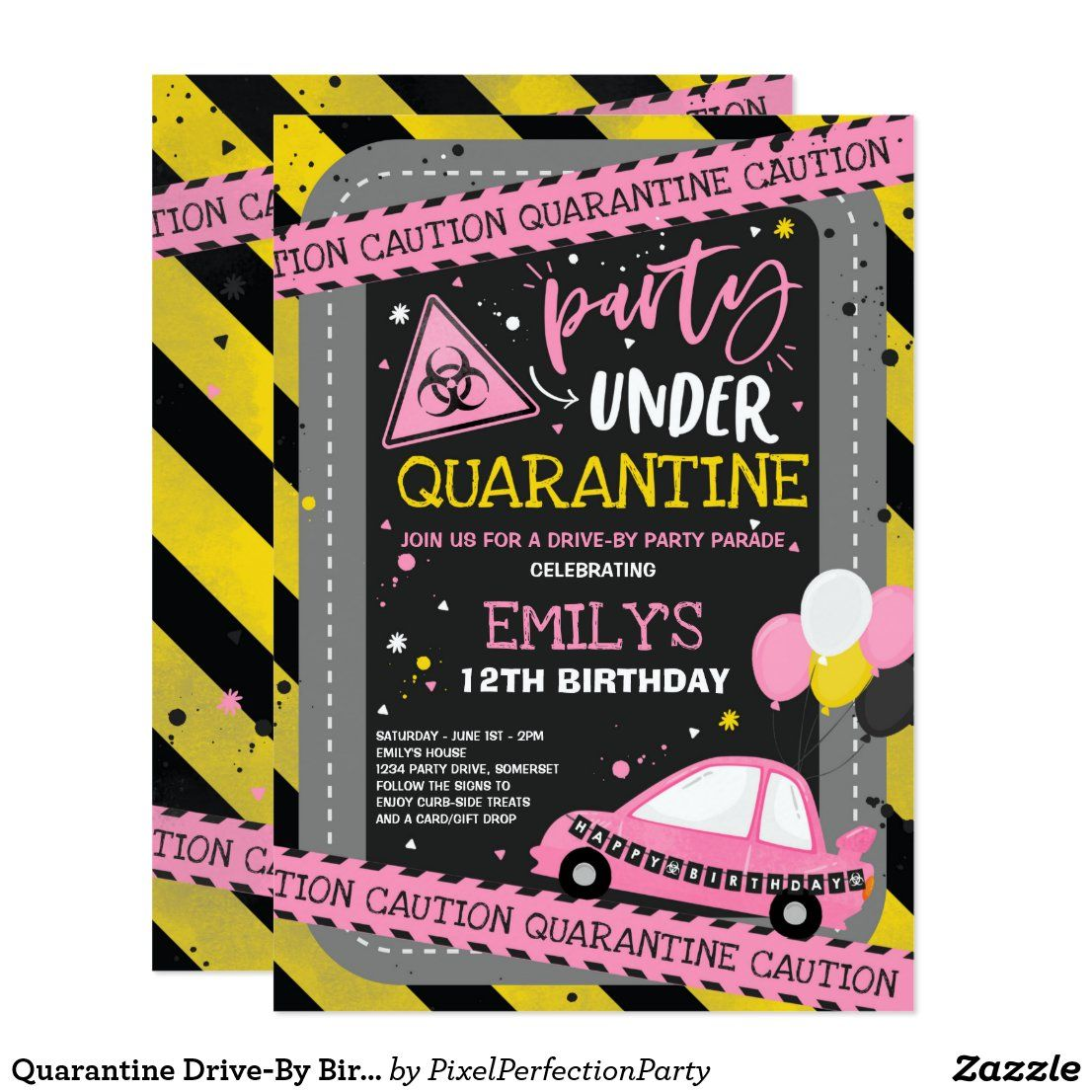 Pin on { Happy Birthday Invitations and Party Supplies }