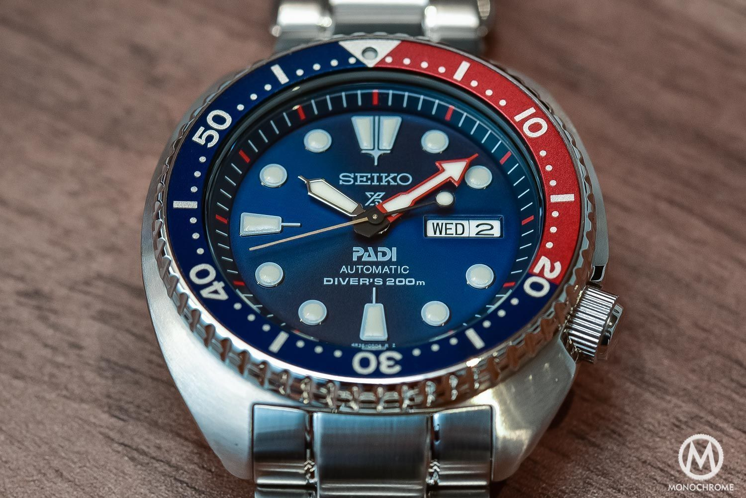 Hands-On Review - Seiko Prospex SRPA21 PADI Turtle - A nice, colorful, affordable dive watch for summer (live pics, specs & price #monochromewatches Hands-On Review - Seiko Prospex SRPA21 PADI Turtle - A nice, colorful, affordable dive watch for summer (live pics, specs & price) - Monochrome Watches #monochromewatches Hands-On Review - Seiko Prospex SRPA21 PADI Turtle - A nice, colorful, affordable dive watch for summer (live pics, specs & price #monochromewatches Hands-On Review - Seiko Prospex #monochromewatches