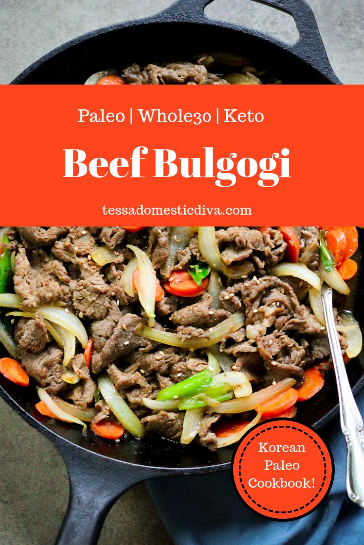 Paleo Bulgogi | Recipe | Beef recipes for dinner, Bulgogi ...