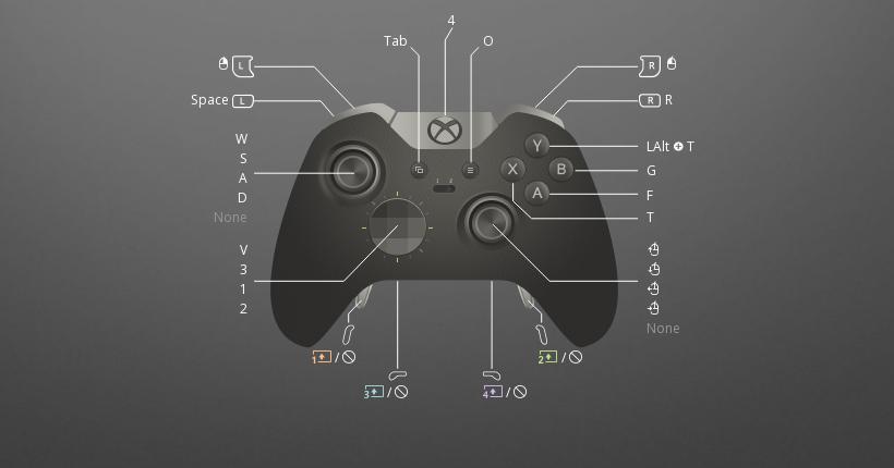Download Escape Tarkov Xbox controls to remap gamepad on PC  Escape