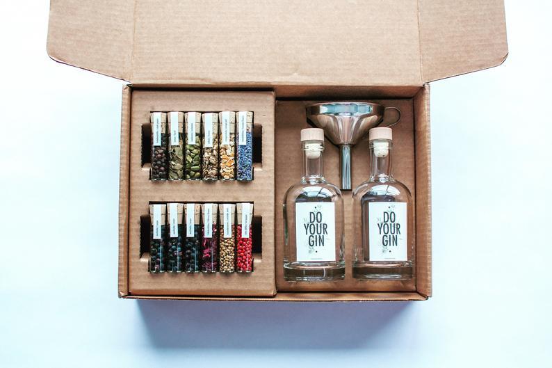DO YOUR GIN   Gin Making Kit – Original Gift Set  