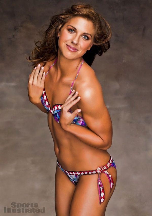Alex Morgan Sports Illustrated Swimsuit 2014
