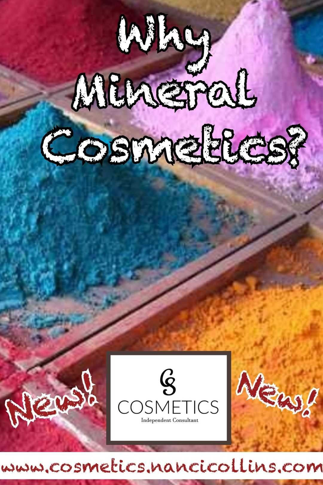 Did you know most Makeup contains chemicals? Natural