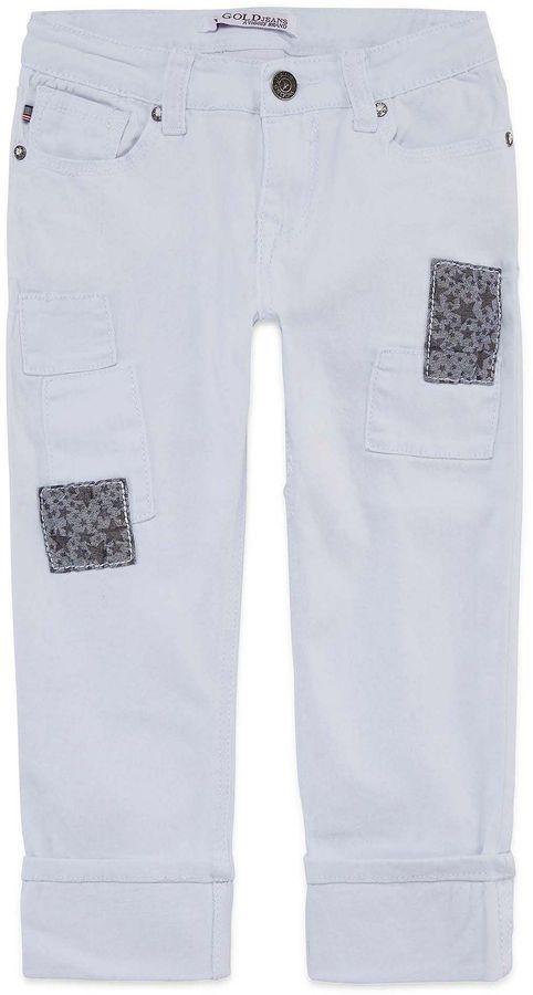 VGOLD Vgold Cropped Pants - Big Kid Girls