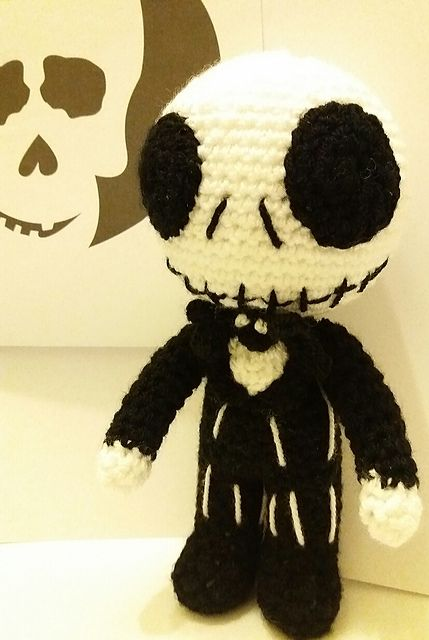 10+ Halloween Decoration Free Crochet Patterns | Ganchillo bonito ... | 640x429