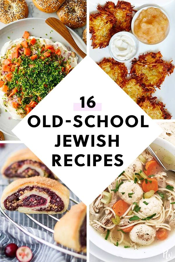 Photo of 16 Old-School Recipes Your Jewish Grandma Used to Make