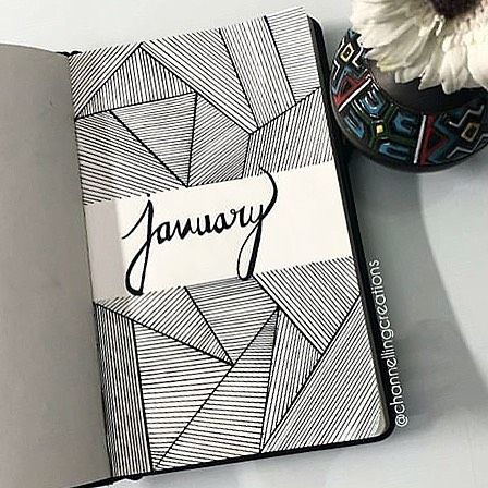 "����������� ��� ���� on Instagram: ""Follow:@notebook_profile Cr:@channellingcreations • • •Thank you 10.5K️ • • #bulletjournaling #bulletjournalideas #bulletjournaladdict…"""