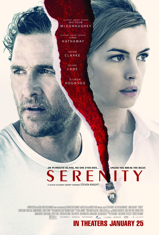 Serenity Starring Matthew Mcconaughey Anne Hathaway In
