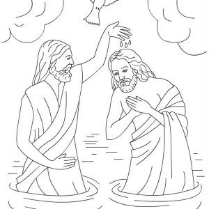 I Can Follow Jesus For Jesus Love Me Coloring Page Color Luna