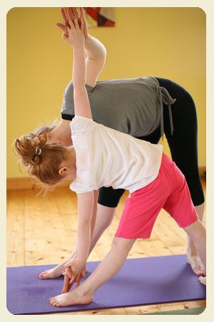 namaste yoga for kids are yoga classes based on the fact