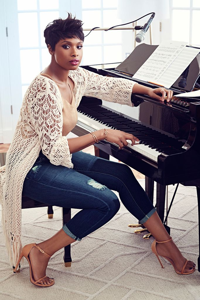 Jennifer Hudson Is the New Face of New York & Company's Soho Jeans Collection from #InStyle