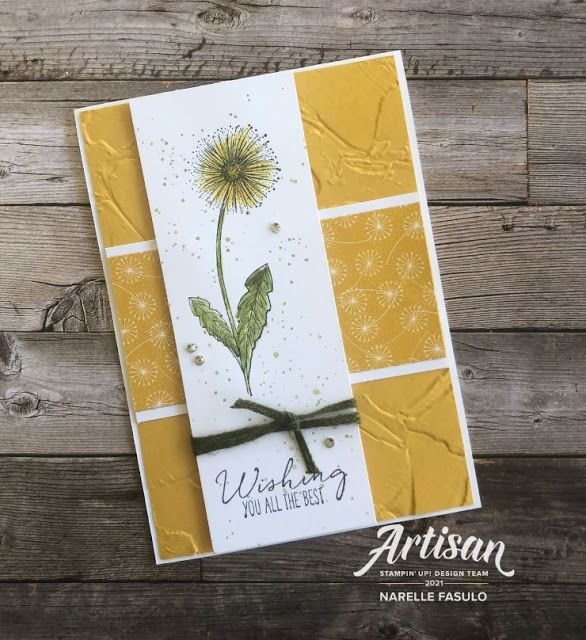 Garden Wishes Simply Stamping with Narelle: Garden