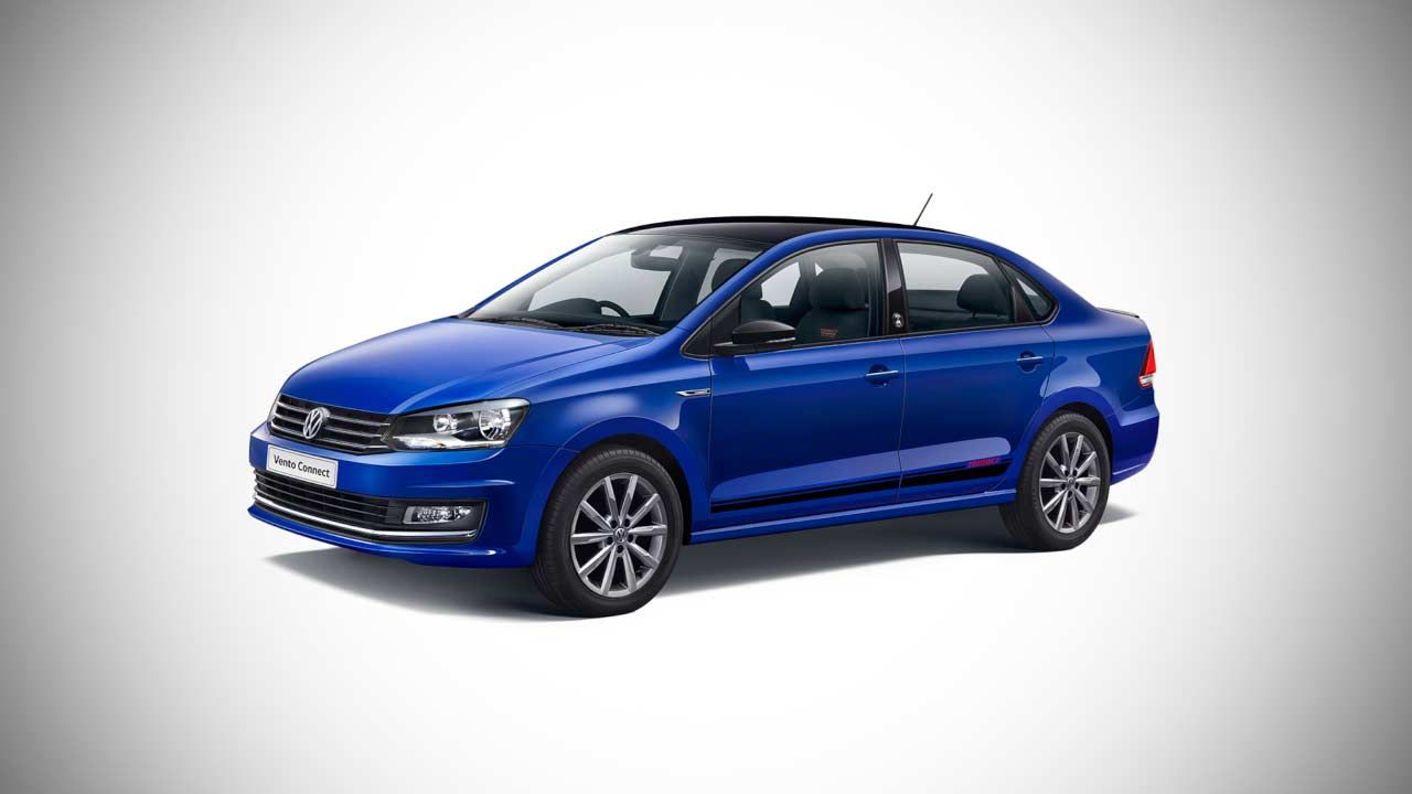 Volkswagen India Has Launched The Connect Edition Of The Vento Polo And Ameo The Cars Now Get Volkswagen Connect And A New Car Volkswagen Vw Polo Volkswagen