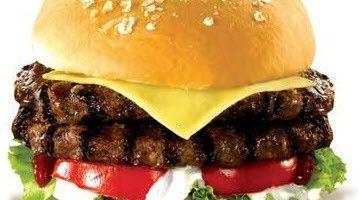 Resep Dan Cara Membuat Beef Burger Burger Daging Sapi Seminung Pinterest Burger Daging Sapi Makanan Jalanan Daging Sapi