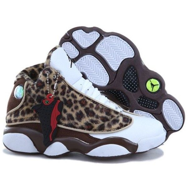 Cheap Air Jordans 13 Brown Shoes For Kids