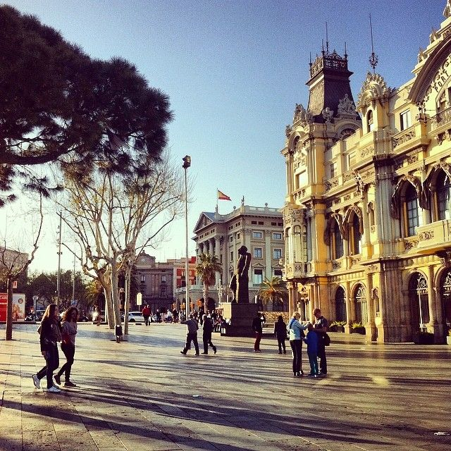 Port Vell, Barcelona (Spain) What About Sailing In The