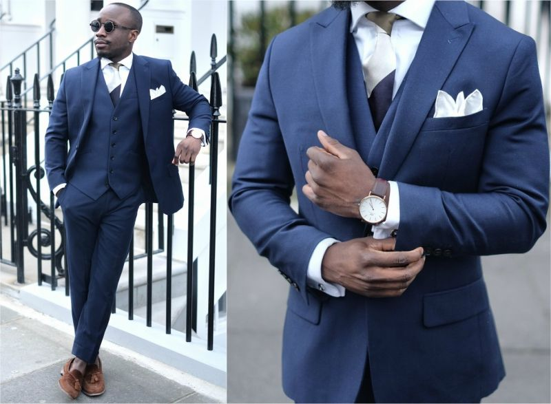 What to Wear to a Wedding for Men | Wedding suits, Winter weddings ...
