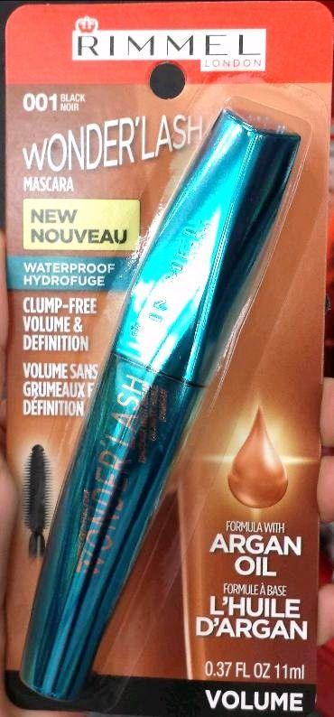 8241d391ec1 Rimmel Wonder'Lash Mascara with Argan Oil - waterproof | New in ...