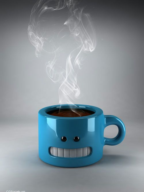Carlos Ortega Elizalde 3d Graphic Designer Mugs Coffee Mugs Cool Mugs