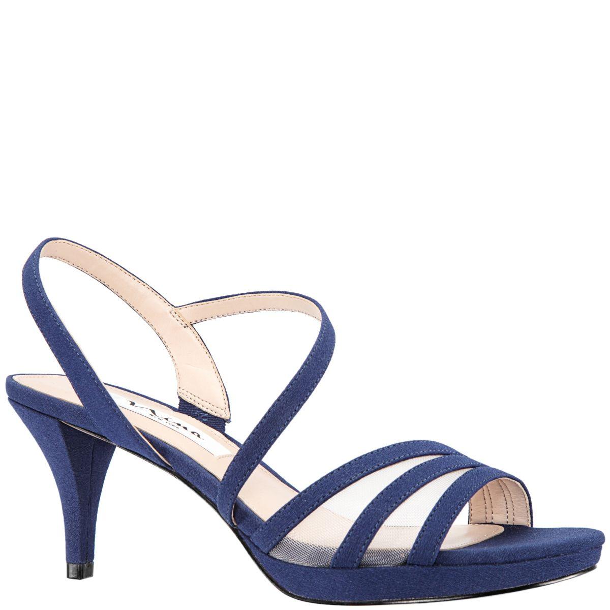 Nina Nazima Platform Dress Sandals