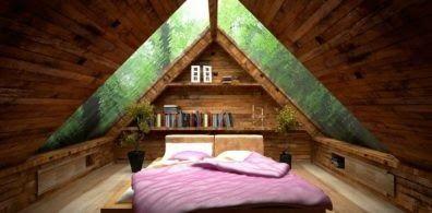 Schlafzimmer Fototapete Fur Dachschrage