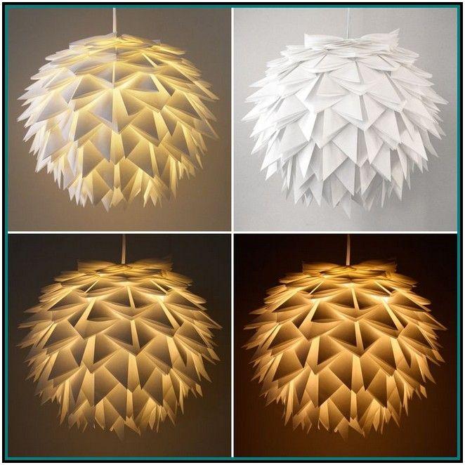 Rice Paper Lamp Shades Diy Paper Lantern Lights Origami Lamp