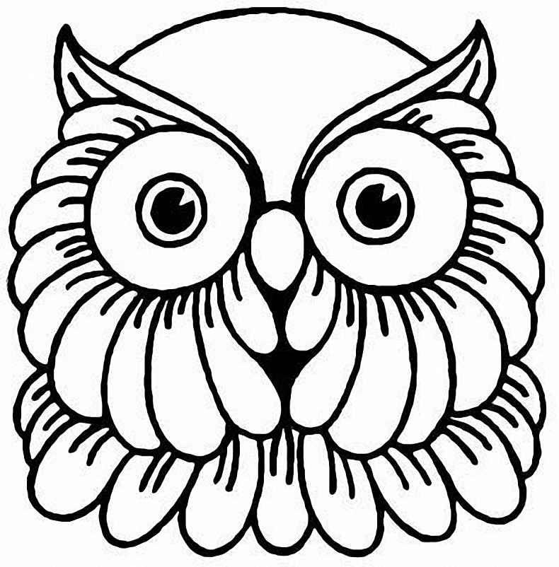 An Owl Mask !