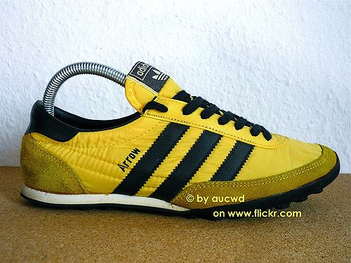 70`S 80`S VINTAGE ADIDAS ARROW SHOES | Adidas shoes
