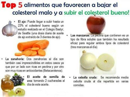 Hierbas para disminuir el colesterol