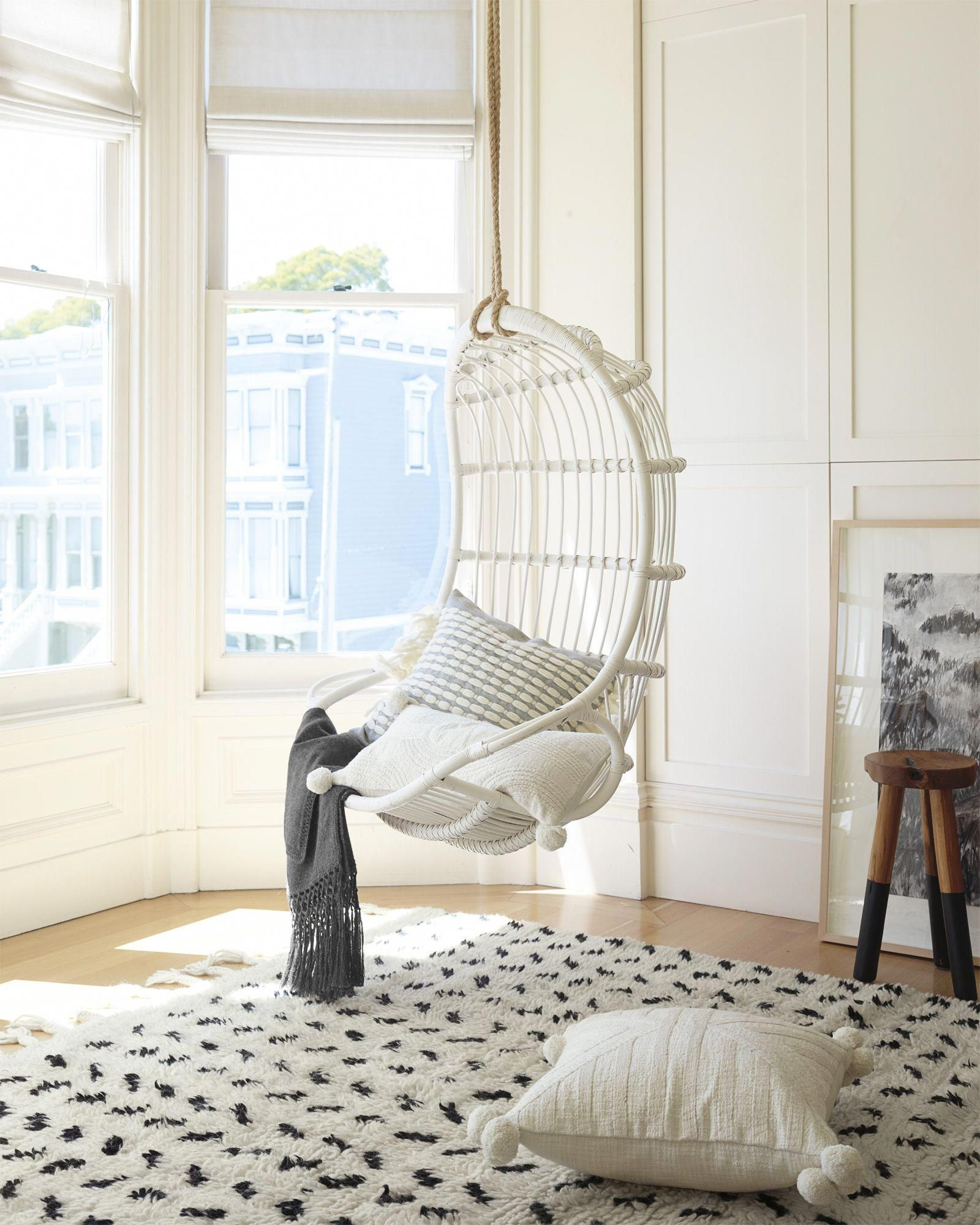 hanging chair serena and lily small chaise lounge rattan chairs hangingeggchair
