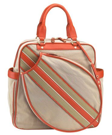 Retro Inspired Racquet Bag By Cole Haan