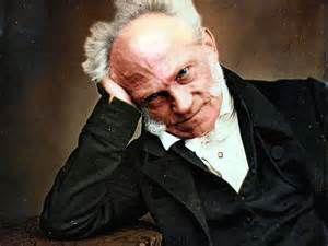 Over Arthur Schopenhauer (1788-1860) zegt Mann: Er ist der Vater aller modernen Seelenkunde
