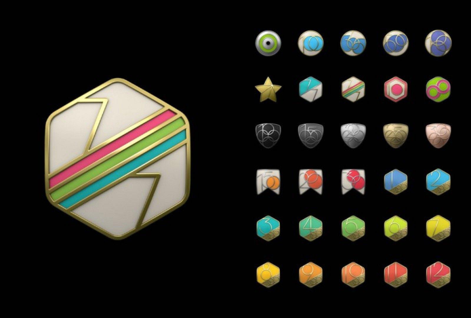 apple watch fitness achievement badges Apple watch