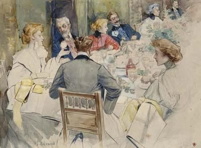 """an analysis of the short story the dinner party by mona gardner Imagine that you just read the paragraph below from a short story called """"the dinner party"""" and were asked to write an """"the dinner party"""" by mona gardner."""