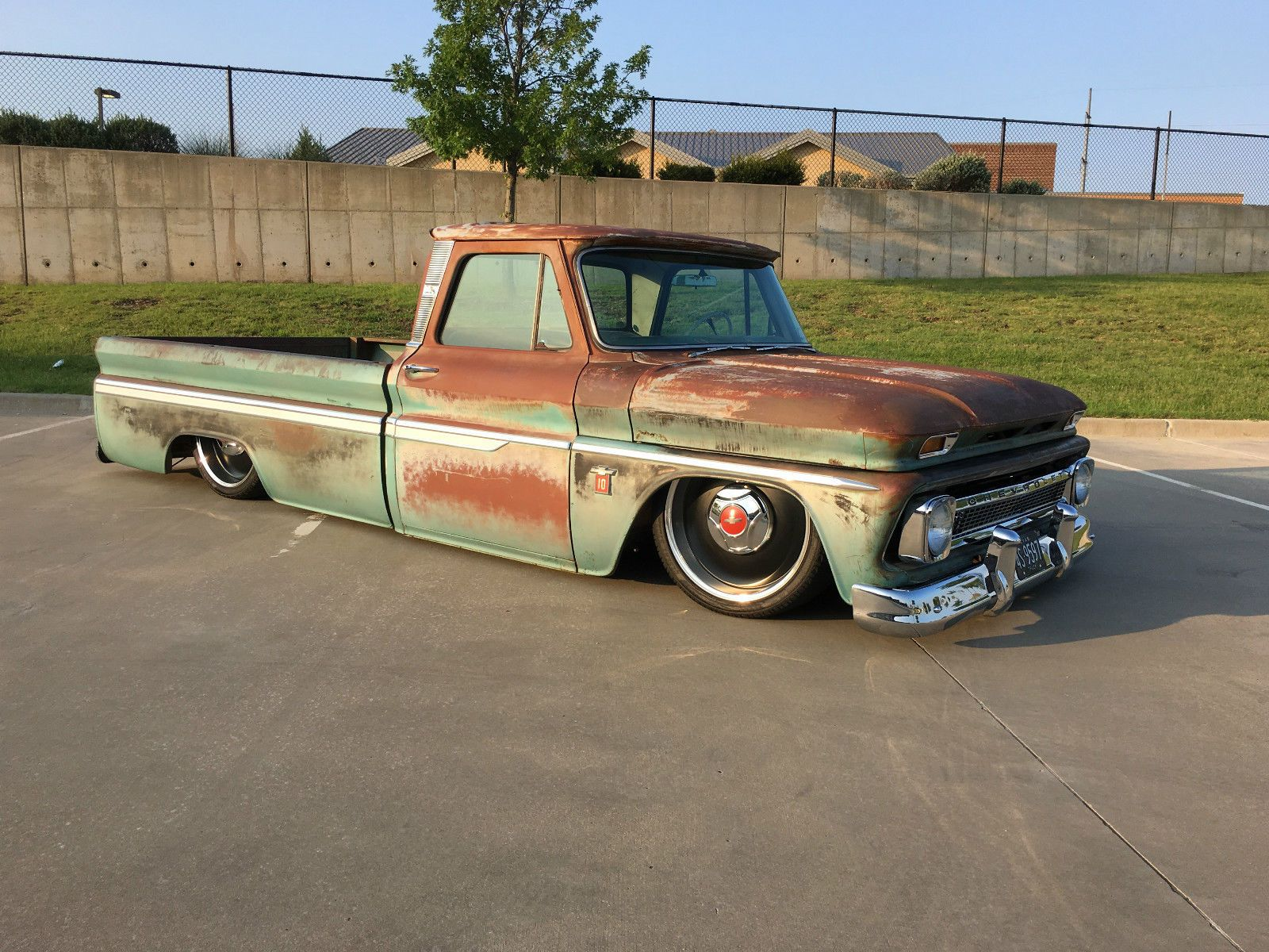 Chevrolet C 10 Custom 1964 Patina Truck 53 Ls Nd New Gm Engines Engine Clean Texas